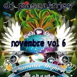 dj pascalnjoy vol 6 summer night novembre