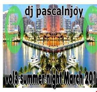 dj pascalnjoy vol 3 summer night March 2017