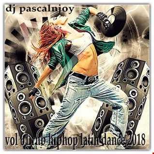 dj pascalnjoy vol 61 rnb hiphop latin dance 2018