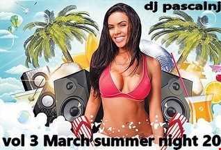 dj pascalnjoy vol 3 March summer night 2019