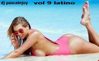 dj pascalnjoy vol 9 latino