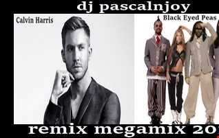 dj pascalnjoy Black Eyed Peas & Calvin Harris 2019
