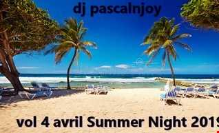 dj pascalnjoy vol 4 avril Summer Night 2019