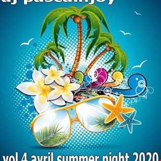 dj pascalnjoy vol 4 avril Summer Night 2020