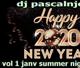 dj pascalnjoy vol 1 janv summer night 2020