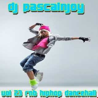 dj pascalnjoy vol 23 rnb hiphop dancehall