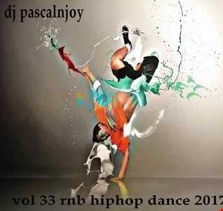 dj pascalnjoy vol 33 rnb hiphop dance 2017
