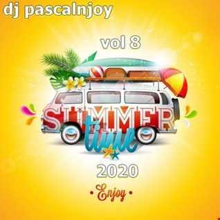 dj pascalnjoy vol 8 summer time 2020