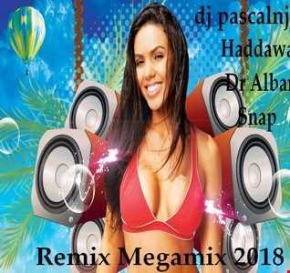 dj pascalnjoy Haddaway Dr Alban Snap remix megamix 2018