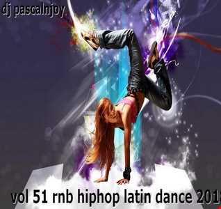 dj pascalnjoy vol 51 rnb hiphhop latin dance 2018