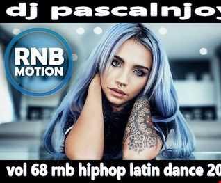 dj pascalnjoy vol 68 rnb hiphop latin dance 2019