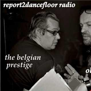Olivier Abbeloos exclusive mix for Report2dancefloor Radio