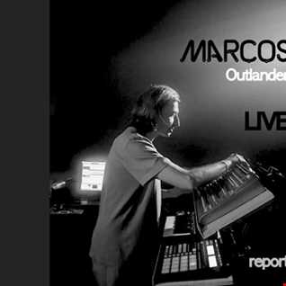 Marcos Salon' exclusive streaming LIVE from his studio for Report2Dancefloor Radio