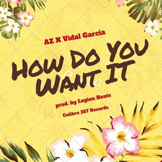 AZ – How Do You Want It [.357] [feat. Vidal Garcia] [prod By Legion