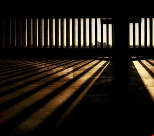 Sunset garage