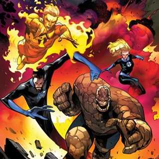 RISE OF THE FANTASTIC FOUR