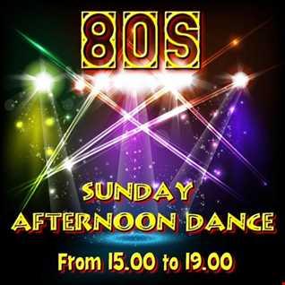 Sunday Afternoon Dance