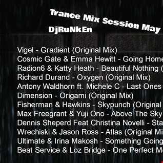 Trance Mix Session May 2015