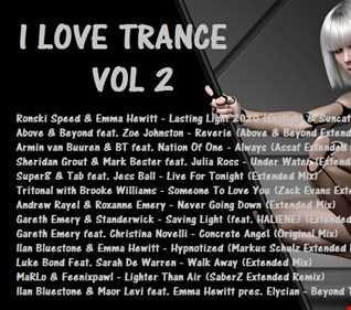 Dj Runken   I Love Trance Vol 2 (2020)