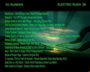 Dj Runken - Electro Rush 38 (2013)