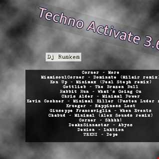 Techno Activate 3.6 (2015)