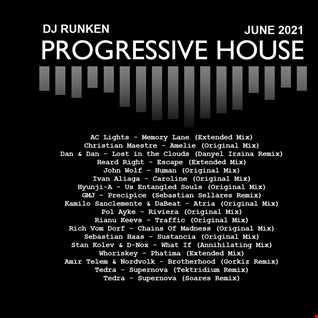 Progressive House Set June 2021