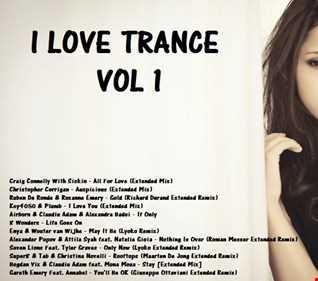Dj Runken - I Love Trance Vol 1 (2020)
