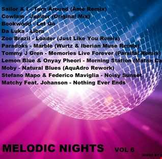 Dj Runken - Melodic Nights Vol 6 (2020)