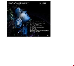 Dj Runken - Techno Molecular Rhythms 13 (2020)