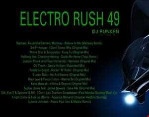Dj Runken - Electro Rush 49 (2013)