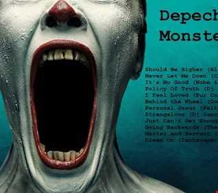 Depeche Mode Monster Megamix Vol 23 (2020)