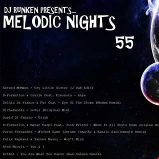 Melodic Nights Vol 55 (2021)