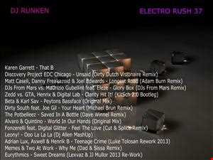 Dj Runken - Electro Rush 37 (2013)
