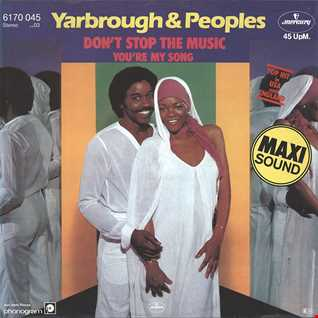 Yarbrough & Peoples -  Don't Stop The Music (Dr Packer Extended Rework)