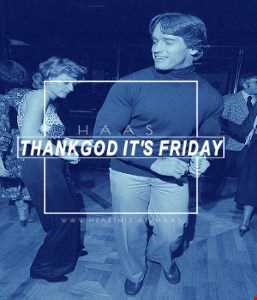 Thank God It's Friday 05.10.2018