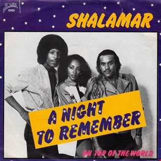Shalamar - A Night To Remember (Dr Packer Rework)