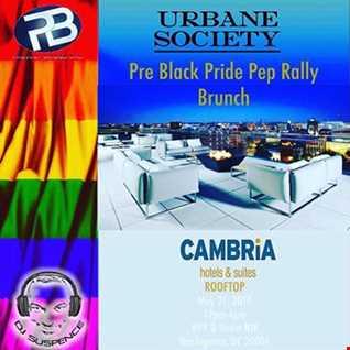 DJ Suspence FB Live #34:  Project Briggs & Urbane Society Sunday Pep Rally
