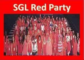 SGL Red Party ~ Bliss Nightclub Throwdown