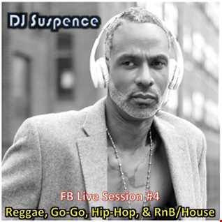 FB Live Session 4   Reggae, Go Go, Hip Hop, and R&B House