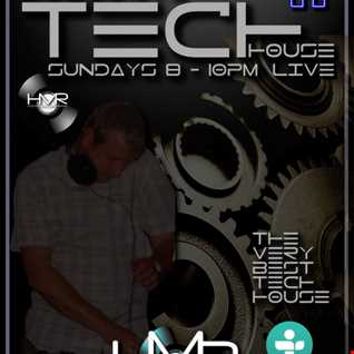 DJ Bailey Presents Tech House 12th April on housemasters-radio.com