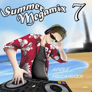 SUMMER MEGAMIX 7 (2018) Adolf Megamixer