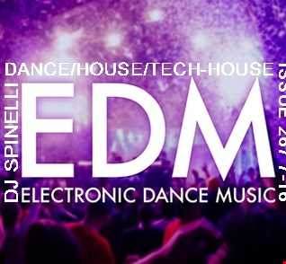 EDM Mix (Dance/House/Tech-house) Issue 267 7-16
