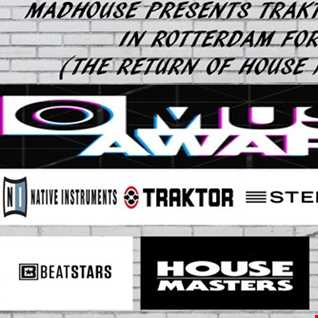 TRAKTORMASTERS IN ROTTERDAM FOR MUSIC AWARDS PARTY