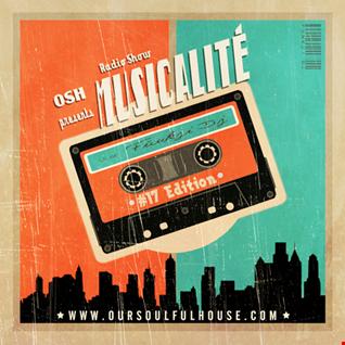 MUSICALITÉ #17 EDITION