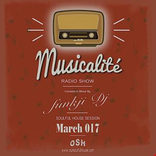MUSICALITÉ - March 017 - OSH