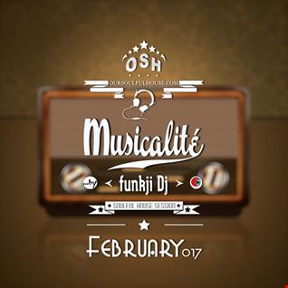 MUSICALITÉ   ❖  February 017  ❖ OSH