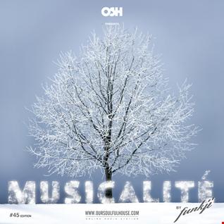 MUSICALITÉ 45 Edition   OSH