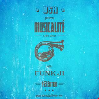 MUSICALITÉ 23 Edition - OSH