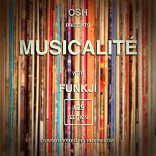MUSICALITÉ 29 Edition   OSH