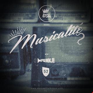 MUSICALITÉ #52 Edition - OSH